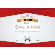 Ödül & Sertifika