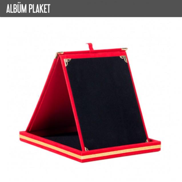 Albüm Plaket